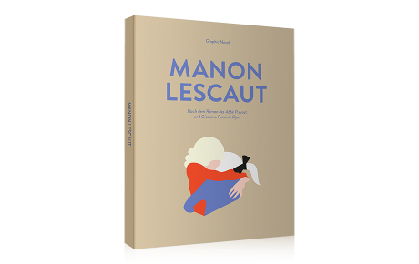 Manon Lescaut als Graphic Novel