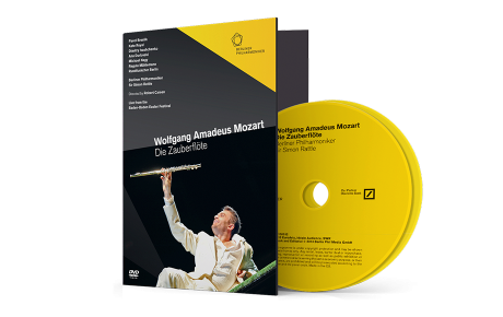 Mozarts »Zauberflöte« mit Sir Simon Rattle