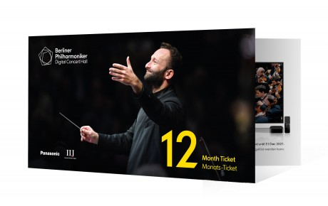 Tickets zur Digital Concert Hall