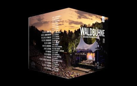 Die Berliner Philharmoniker in der Waldbühne, 1992–2016