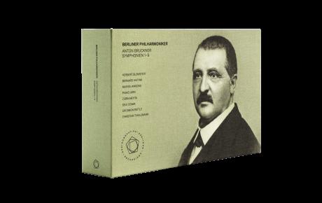Anton Bruckner: Symphonien 1–9