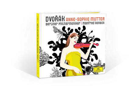 Anne-Sophie Mutter plays Dvořák's Violin Concerto