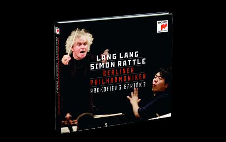 Lang Lang plays piano concertos by Prokofiev and Bartók