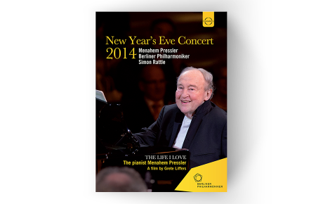 2014 New Year's Eve Concert with Simon Rattle and Menahem Pressler