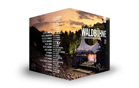The Berliner Philharmoniker at the Waldbühne, 1992–2016
