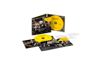 Our gift for you: an exclusive Mahler double DVD for purchasers of a 12-month ticket