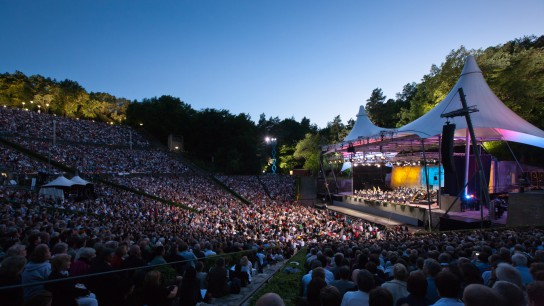 The Waldbühne, Berlin