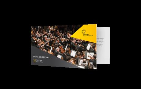 Entradas para el Digital Concert Hall