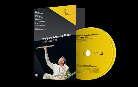 """La Flauta Mágica"" de Mozart con Sir Simon Rattle"