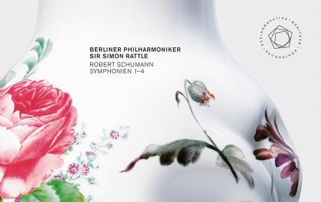 Simon Rattle dirige las Sinfonías de Schumann