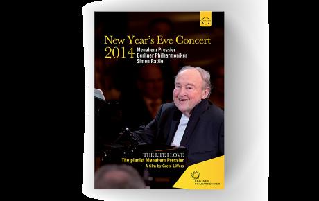 Concierto de Nochevieja con Simon Rattle y Menahem Pressler