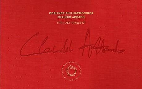 베를린 필하모닉과 함께하는 클라우디오 아바도의 마지막 음악회