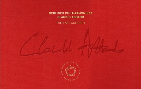 克劳迪奥·阿巴多与柏林爱乐乐团