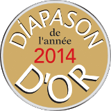 Diapason d'Or Award Winner