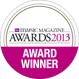 Music Magazine Award Winner 2013
